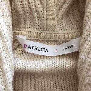 Athleta Hooded Sweater